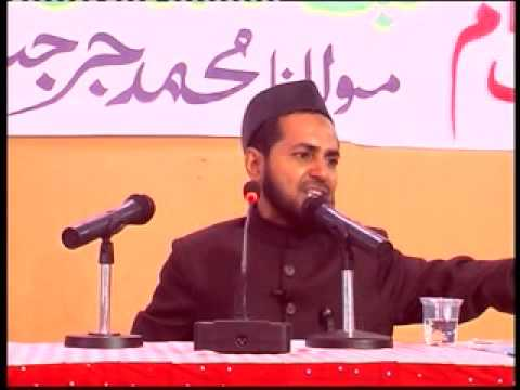 Mohabbat E Rasool Saw By Moulana Jarjis Siraj Hyderabad 3 Of 9 video