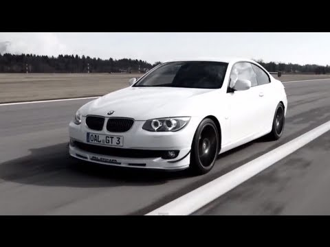 BMW M3 ALPINA B3 GT3 Limited 99 Sexy Commercial Carjam TV Car TV Show HD 2013
