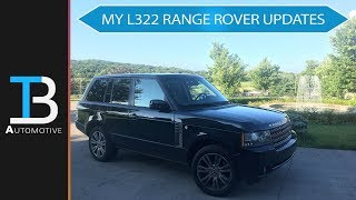 12 Month Cost of Ownership Update & The Story of My L322 Range Rover