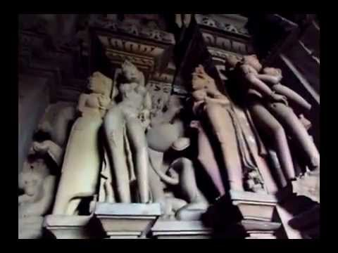 Tantra/Kama Sutra Sex Temples of India—Khajuraho