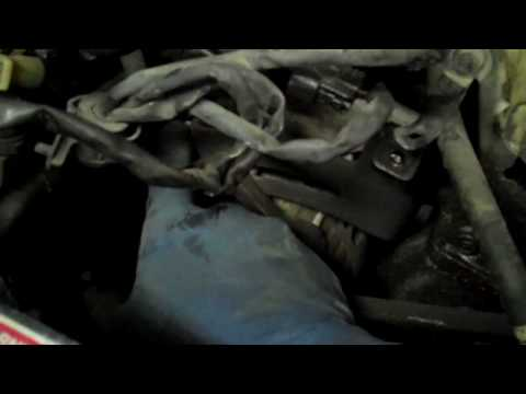 Mazda Miata Timing Belt and Water Pump How to Part 1 of 2