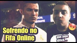 Sofrendo no FIFA Online 😡