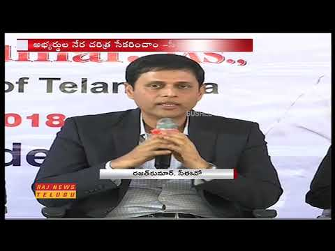 All Arrangements Set for Telangana Elections 2018 - EC Rajat Kumar || Hyderabad || Telangana Polls