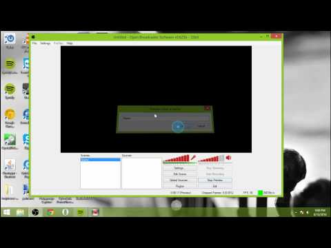 How To Stream To Twitch With The Elgato Game Capture HD. OBS. and the Xbox One