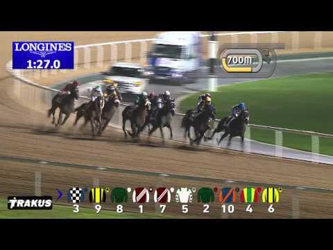 Vidéo de la course PMU THE ENTISAR