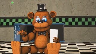 CUTEST FNAF Animations EVER (Cute Five Nights at Freddy