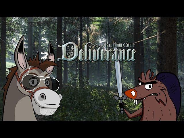 Kingdom Come: Deliverance - Иллюминаты одобряют