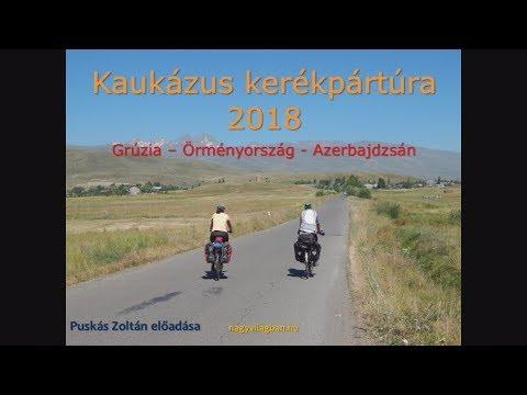 Budaörsi Városi TV 190911 Kaukázus kerékpártúra