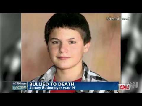 !!JAMEY RODEMEYER BULLIED TO DEATH R.I.P!!