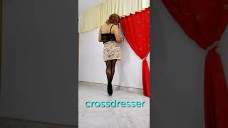 New Crossdresser video, sweet attraction, by Adry cd.