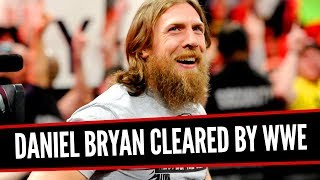 download musica BREAKING: DANIEL BRYAN CLEARED TO WRESTLE BY WWE Going in Raw Daily