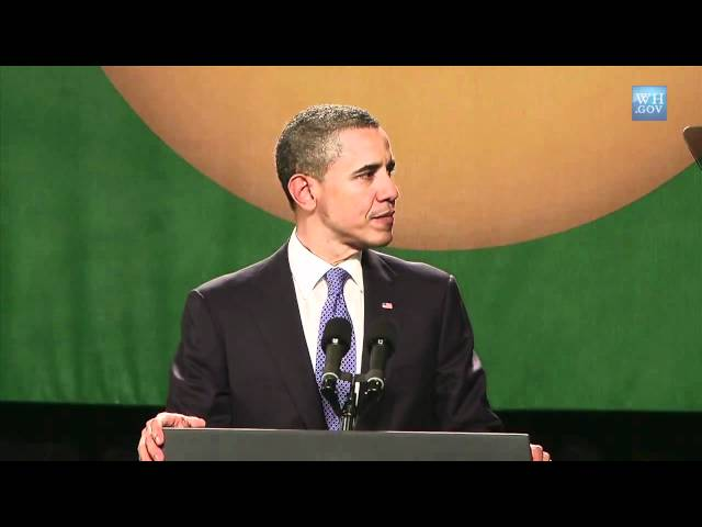 President Obama on the Importance of Education