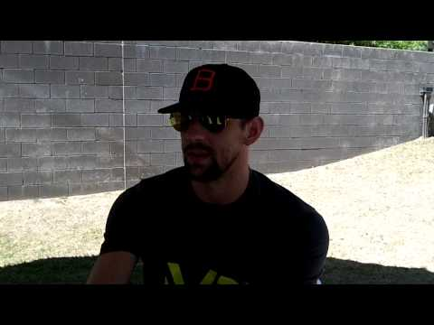 Michael Phelps ready for tough 200 IM and 100 free double at Arena Pro Swim Series