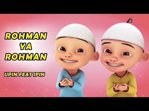 Download Rohman Ya Rohman versi Upin Ipin Mp4 baru
