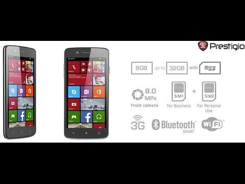 Mobilarena TV: Windows Phone a Prestigiótól