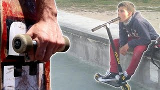 Why Skaters Dislike Posers & Scooter Kids