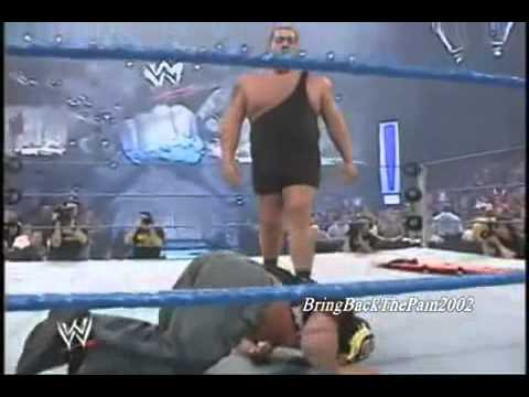 Brock Lesnar Saves Rey Mysterio And Attacks Big Show Fpw video