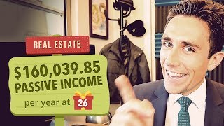 Exactly how I make Passive Income in Real Estate [Single Family Houses]