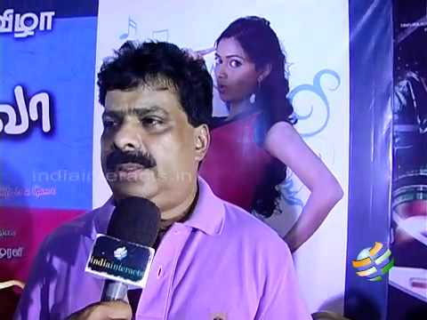 KS Ravikumar launches Vilayada Vaa Audio