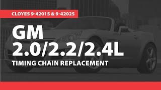 GM Ecotec v2.0 Cloyes 9-4201S & 9-4202S