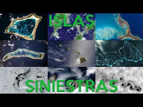 Las 25 islas más extrañas y escalofriantes del mundo