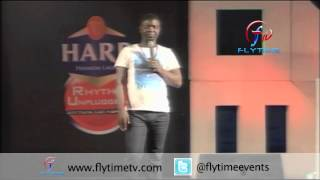 Rhythm Unplugged Ibadan 2012 featuring Seyi Law Part 2