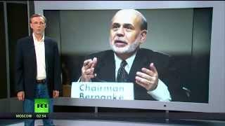 Bernanke Now Says Jail the Banksters!
