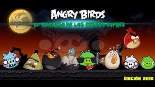 """Angry Birds """"El regreso de los cerdos zombis"""" 2015"""