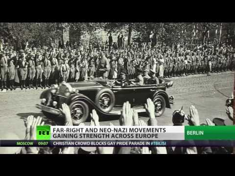 Too Far-Right: Neo-Nazism nourished by crisis in Europe