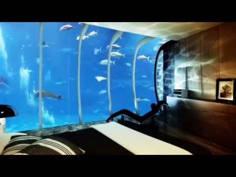 Luxury hotels atlantis the palm hotel dubai youtube for Best value hotels in dubai
