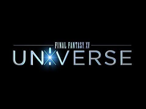 Final Fantasy Xv Universe Gamescom 2017