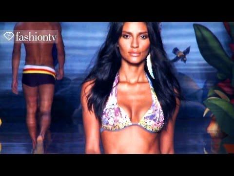 Gorgeous Bikini Models: Sexy Bikinis On The Runways In Sao Paulo, Rio And Miami | Fashiontv - Ftv video