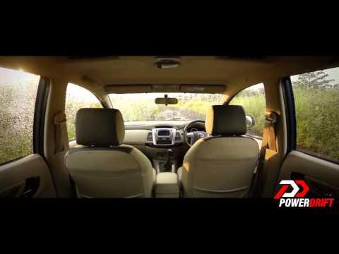 New Toyota Innova 2013 Interiors: Featurette: PowerDrift