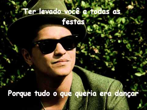 Bruno Mars - When I Was Your Man (Legendado) Music Videos