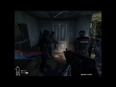 SWAT4 #2 - Missão: Residencia dos Fairfax  - DESESPERO!