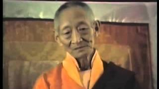 Kalu Rinpoche 1982 The Nature of Mind lecture 1