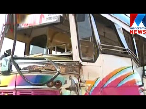 Trichur Mannuthy accident  | Manorama News