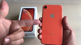 iPhone XR 24 Hour Review - Coral Stunner!