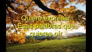 QUIERO ENTENDER Jesus Adrian Romero ( Con Letras)