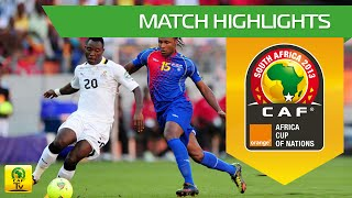 CAN Orange 2013 | Ghana 2-0 Cap Vert