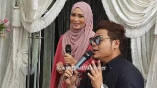 Siti Nordiana & Syamel - Memori Berkasih 08042017