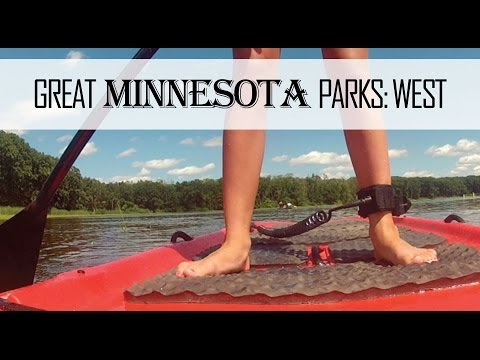 Great Minnesota Parks: West