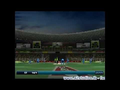 EA SPORTS Cricket 2014 Patch A2 Studios
