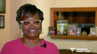 Thriving on home peritoneal dialysis: Valarie Totten's story