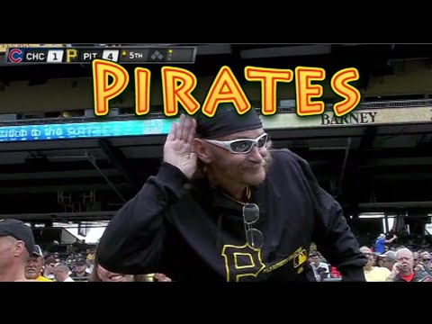 Pittsburgh Pirates: Funny Baseball Bloopers