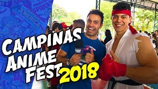 Campinas Anime Fest 2018