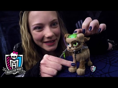 Monster High® - Secret Creepers™ Pets Commercial