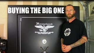 So, You want the BIG SAFE! Purchasing Security on a larger Scale