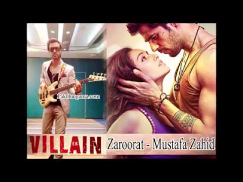 Zaroorat - Mustafa Zahid - Ek Villain - Full Song video