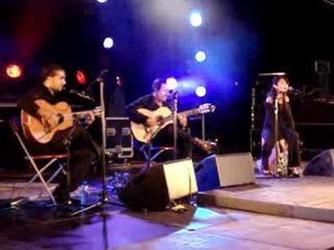Tato Garcia, Christ Mailhe, Sabrina Romero - La Historia